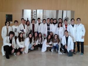 CIPF: microscopía electrónica