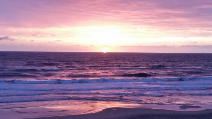 19. Los colores del amanecer